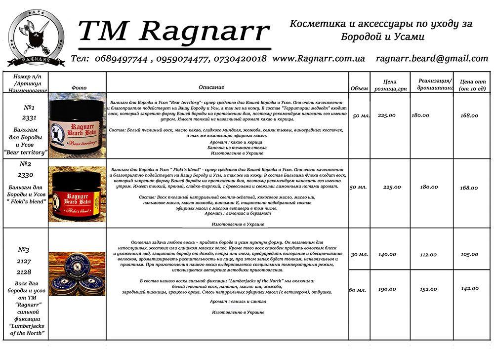 RAGNARR-Price-1