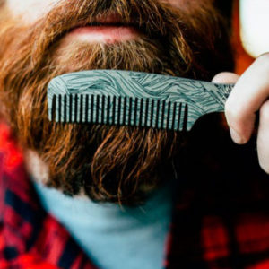 Гребни и прочие аксессуары для Бороды и Усов